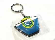 Objet de collection porte-clés Funky Land sac bleu  no 9  ( P 1 ) Key ring