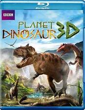Planet Dinosaur 3D (3D Blu-ray Disc, 2015) with Slip Cover