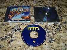 3-D Ultra Pinball (PC, 1995) & Beyond the Wall of Stars (PC, 1992)