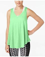 Women's Clothing Shirts Green Hearty Tca Natural Performance Womens Running Vest Tank Top