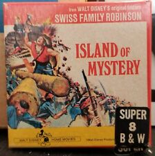 Island of Mystery 8 mm video movie by Disney. ☯