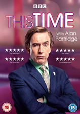 This Time With Alan Partridge (UK IMPORT) DVD NEW