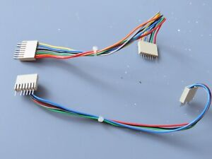 > REVOX B795 < Loom Cables Connecting with Plug Turntable Parts /RD87