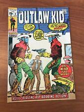 Outlaw Kid #2 Marvel Comics 1970 FN/VF