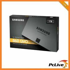 """Samsung 1TB QVO 860 SSD V-NAND Solid State Drive 2.5"""" SATA III 6Gb/s MZ-76Q1T0BW"""
