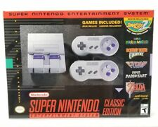 Super Nintendo Entertainment System SNES: Super NES Classic Edition Mini (2017)