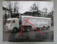 Tiefkühlkost   TeKa Mercedes K Laster  um   1954 3 x ORIGINALE  große Fotos