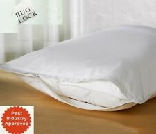 """Premium BED Bugs Pillow Protector a Set of 2 Pillow Protectors (Queen (21""""x""""28)"""