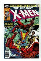 Uncanny X-Men #129, VF 8.0, 1st Kitty Pryde, 1st Emma Frost