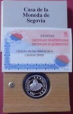 Año 2001. 500 Pesetas. Casa de la Moneda de Segovia.