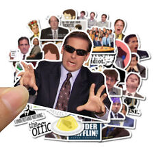 50PCS The Office Skateboard Stickers Vinyl Laptop Luggage Decals Dope Sticker