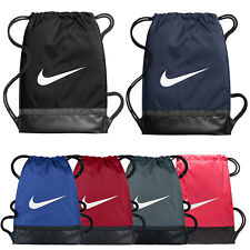 b445df01a0 Nike Brasilia Sports Gymsack Training Gym Bag Sack Drawstring PE Team Kit  Tote