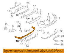 PORSCHE OEM 08-10 Cayenne-Spoiler / Wing Kit 95550552109G2X