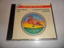 CD Christopher Cross – RIDE Like the Wind-The Best of Christopher Cross