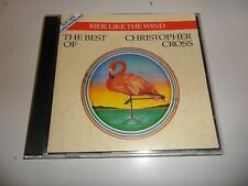 CD  Christopher Cross  ‎– Ride Like The Wind - The Best Of Christopher Cross