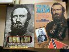 Confederate General Thomas. J. (Stonewall) Jackson--18 books