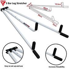Rdx 3 Bar Leg Stretcher Heavy Duty Stretching Machine Martial arts Training