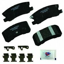 CARQUEST Wearever PXD868H Rear Platinum Professional Ceramic Brake Pads