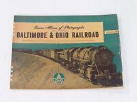 1946 Trains Album of Photographs Number 13: Baltimore & Ohio  Railroad