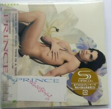Prince - Lovesexy Japan Mini LP SHM-CD with OBI WPCR-13540 NEU