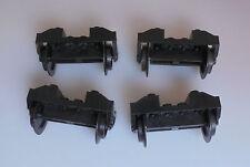 LEGO® Eisenbahn 4x Achse 2878 für 9V Züge 4558 4559 4565 4551 Räder train wheels
