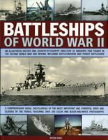 Battleships of World War II: An Illustrated H... by Captain Peter Hore Paperback