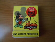 8 MM UNE SURPRISE POUR PLUTO UN DESSIN ANIME DE WALT DISNEY FILM OFFICE NASTRO