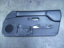 Mazda MX-5 Miata OEM Right Passenger Door Panel Black 1997 & Interior Door Panels u0026 Parts for Mazda MX-5 Miata | eBay