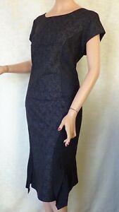 SIZE-14/16, WOMEN Work / Corporate Dress 50% Wool Made in New Zealand.