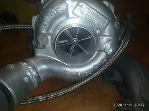Turbo GTB2265vk for 1.9 TDI and 2.0 TDI for 320+ HP