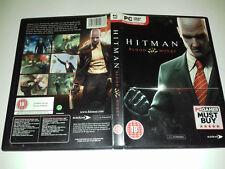 Hitman: Blood Money PC Game 018-702