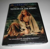 Manon of the Spring Yves Montand (DVD NEW) Film Series Jean De Florette