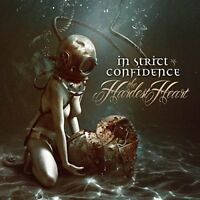 IN STRICT CONFIDENCE The Hardest Heart CD Digipack 2016