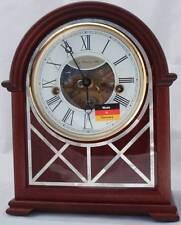 (New!) HERMLE TABLE CLOCK MAHOGANY 23000-070340