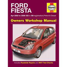 buy ford fiesta haynes car service repair manuals ebay rh ebay co uk Ford Fiesta MK9 Ford Fiesta Body Kit
