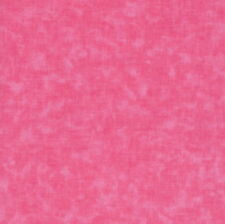 QUILTERS BLENDER By The Yard: BRIGHT PINK MOTTLED TONAL 102M, 100% cotton fabric
