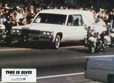 ELVIS PRESLEY 1981 THIS IS ELVIS VINTAGE LOBBY CARD #6