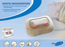Shiatsu Massage-Kissen Fa. Dittmann f. Nacken u. Rücken Entspannung Schmerz