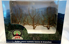 "JTT SCENERY 94122 PROFESSIONAL SERIES 4"" DECIDUOUS TREE ARMATURES 3/PK HO SCALE"