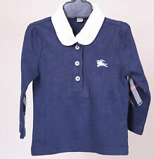 BURBERRY BABY GIRLS NOVA CHECK TOP Size 12 m-80 Cm