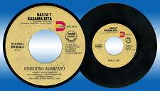 Philippines DINGDONG AVANZADO Basta't Kasama Kita 45 rpm OPM Record