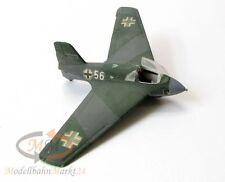 Messerschmitt Me 163 Objektschutzjäger Kraftei handbemalt Maßstab 1:72