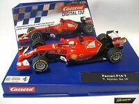 "Carrera Digital 132 Ferrari F14 T ""F.Alonso, No.14"" 30734"