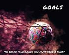 Soccer Reach Your Goals Motivational Poster Art Print Sports 11X14 Classroom