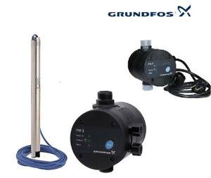 """3"""" Unterwasserpumpe Grundfos SQ3-40 96510205 Tiefbrunnenpumpe Bohrlochpumpe"""