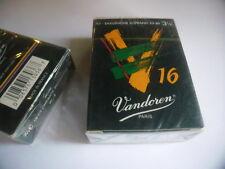 VANDOREN V16- SR7135- 10 Anches-reeds saxophone soprano Force 3,5 - NEW