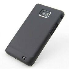 New Black Snap On Matte Hard case cover for Samsung Galaxy S2 i9100