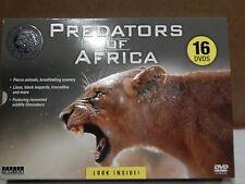 Predators of Africa - The Platinum Collection (16 DVD Box Set)