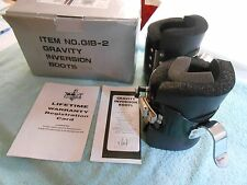 Pair of Body Solid Gravity Inversion Boots GIB-2 in Original Box