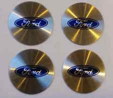 FORD XC XD XE 40mm Wheel disc cap stainless steel NEW set of 4 Falcon Fairmont